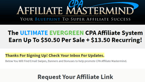 CPAAM – CPA Affiliate Mastermind Free Download –
