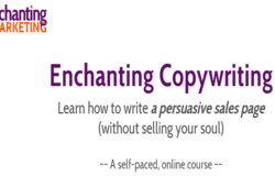 Henneke Duistermaat – The Enchanting Copywriting Course Free Download –