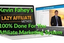 Kevin Fahey – Lazy Affiliate Method Free Download –