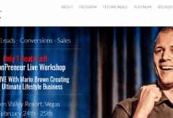 Mario Brown – MissionPreneur Live Workshop Free Download –