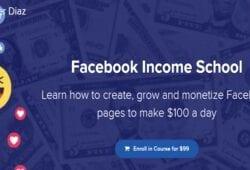 Lester Diaz – Facebook Income School Free Download –