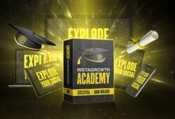 Dain Walker – Instagrowth Academy Free Download – EXPLODE YOUR SOCIAL MEDIA IN JUST 90