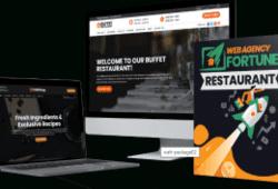 Web Agency Fortune Restaurant + OTO-1 Free Download