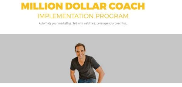 Taki Moore – Million Dollar Coach Implementation Program