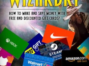 Create Unlimited Gift Cards and Unlimited VCC