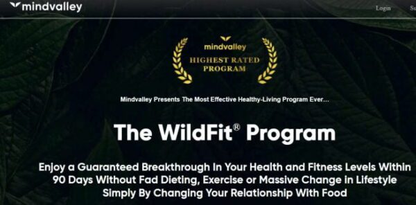 Eric Edmeades – The WildFit Program