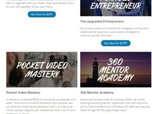 Jesse Elder – Entire Library Of Courses
