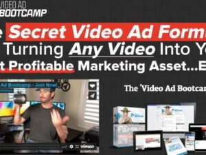 Kevin Anson – Video Ad Bootcamp Download