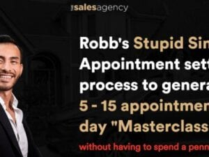Robb Quinn – 5-15 Appointments Per Day Masterclass Download