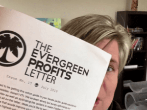 Hustle & Flowchart - Evergreen Profits Newsletter 2020-2021 Download