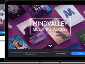 Mindvalley Quest All Access Download