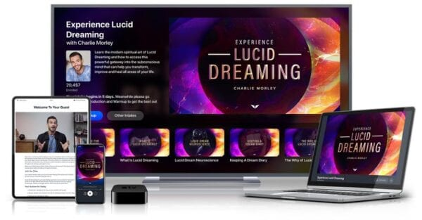 MindValley – Charlie Morley – Experience Lucid Dreaming