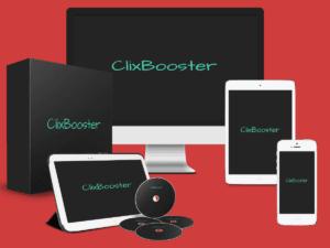 Clix Booster Agency + OTOs