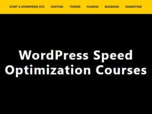 WPJohnny – WordPress Speed Optimization Courses Download