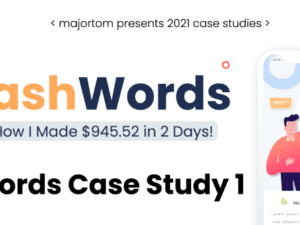 CashWords – Case Study – How I Made $945.52 in 2 Days With Adwords Free Download
