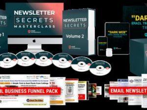 Duston McGroarty – Newsletter Secrets Masterclass Download