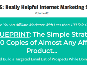 JayKay Dowdall – RHIMS 2.0 - SELLING YOUR FIRST 100 AFFILIATE PRODUCTS Free Download