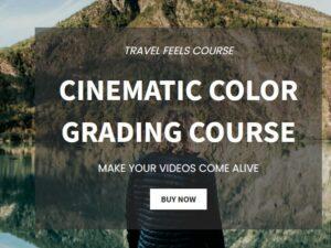 Matti Haapoja – Cinematic Color Grading Course Free Download