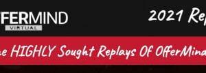 Steve Larsen – Offermind 2021 Replays Download