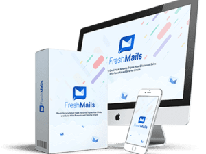 Freshmails - Simple 1 Min Trick to Turn Your Email Marketing into More Sales and Traffic Free Download