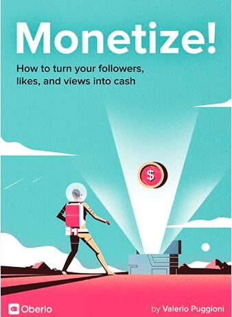 Monetize! Turn Your Followers, Likes, and Views into Cash Free Download