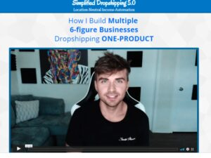 Scott Hilse - Simplified Dropshipping 5.0 Download