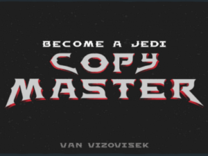 Van Vizovisek – Become a Jedi Copy Master Download